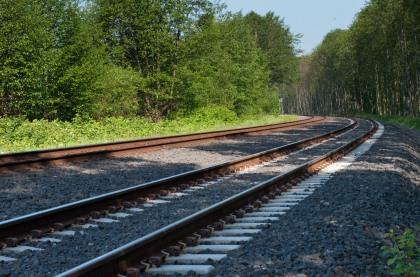 BNSF track
